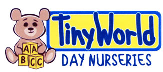 Tiny World Day Nurseries Logo